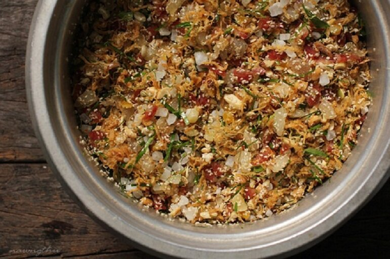 Cách làm bánh Trung Thu thập cẩm truyền thống mùa dịch tại nhà