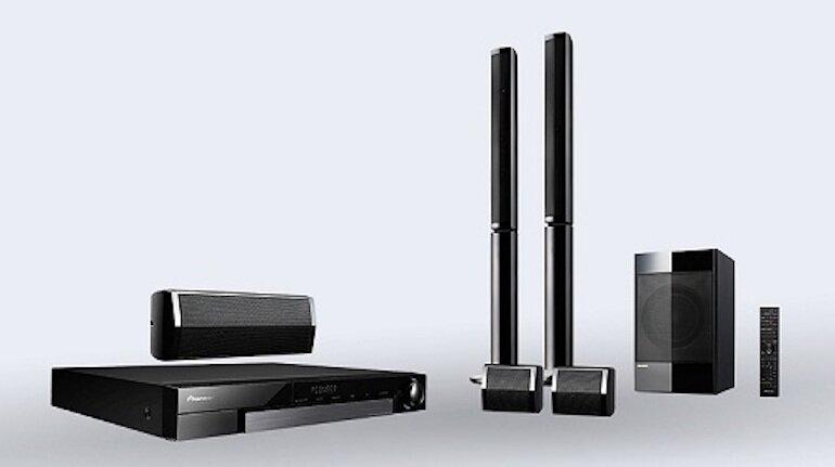 Dàn âm thanh Pioneer MCS 636- 5.1 kênh