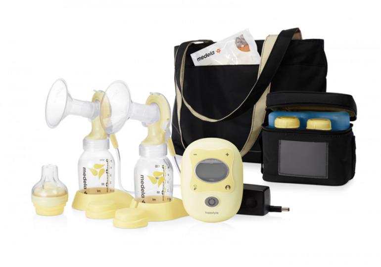 so sánh máy hút sữa medela freestyle và pump in style advanced