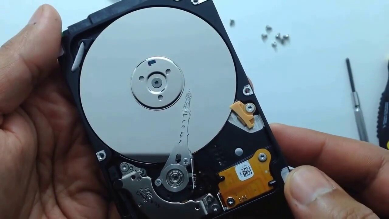 Những ưu điểm vượt trội của ổ cứng camera