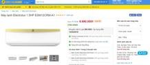 Có hay không nên mua điều hòa, máy lạnh tại siêu thị Điện Máy Xanh?