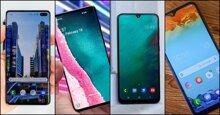 4 chiếc điện thoại Samsung mới ra trong năm 2019 cực kỳ đáng mua trong phân khúc giá