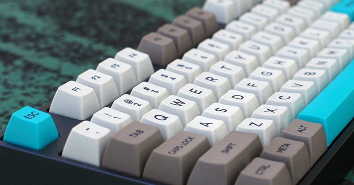4 điều bạn cần biết nếu muốn chơi keycap bàn phím cơ