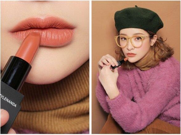 4 dòng son cực hot của thương hiệu mỹ phẩm Hàn Quốc 3CE