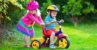 4 gợi ý xe đạp 3 bánh tập đi dành cho bé từ 1 – 5 tuổi