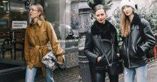 4 kiểu áo khoác cho nàng mùa Giáng sinh đẹp rạng ngời mà ấm áp