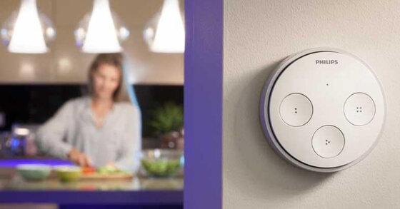 4 loại phụ kiện đèn thông minh Philips Hue giúp tối ưu tiện lợi