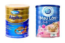 4 loại sữa bột nội địa tốt và rẻ cho trẻ dưới 6 tháng tuổi