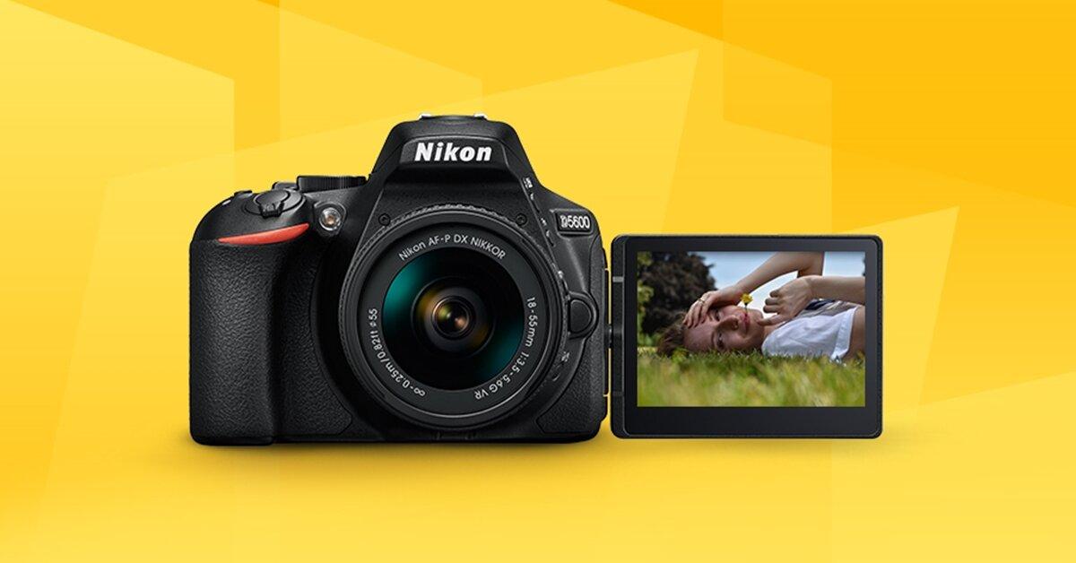 4 lựa chọn máy ảnh DSLR cho người mới tốt nhất năm 2018