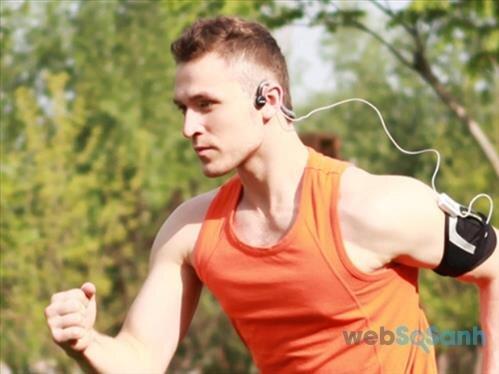 4 lý do bạn nên sở hữu một chiếc tai nghe thể thao