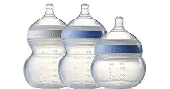 4 mẫu bình sữa silicon cổ rộng được các mẹ ưa chuộng 2019