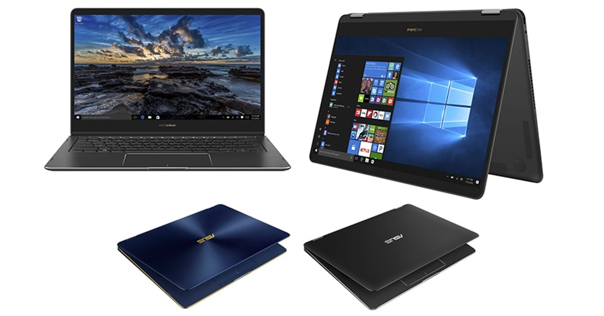 4 mẫu laptop Asus thích hợp cho từng ngành nghề