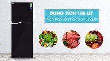4 mẫu tủ lạnh Panasonic 180l tiết kiệm điện giá từ 5 triệu đồng