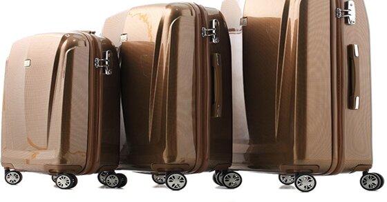 4 mẫu vali kéo cao cấp với thiết kế thời trang cho giới trẻ