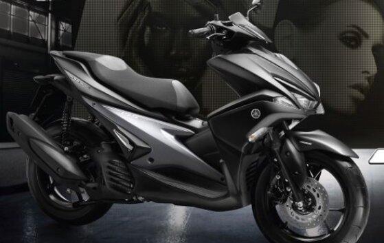 4 mẫu xe máy mới ra mắt dịp mua sắm cuối năm