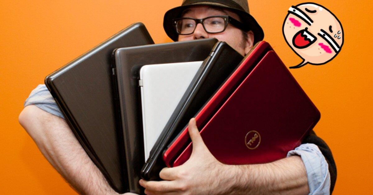 4 sai lầm khi mua laptop mà ai cũng mắc phải