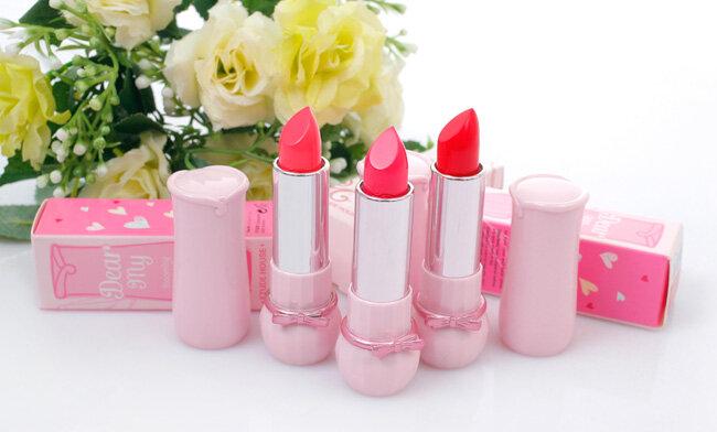 4 thương hiệu son môi được yêu thích nhất tại Hàn Quốc