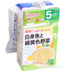 4 thương hiệu thức ăn dặm Nhật Bản tốt nhất cho bé