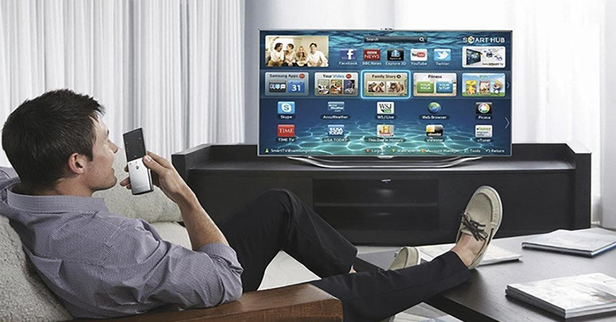 4 tính năng tương tác thông minh hiện đại bậc nhất trên smart tivi