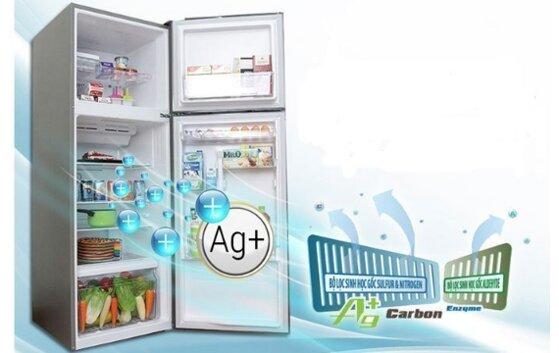 4 Ưu điểm vượt trội của tủ lạnh Toshiba Inverter