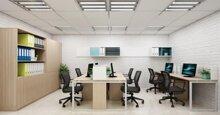 4 yếu tố không thể bỏ qua khi thiết kế nội thất văn phòng