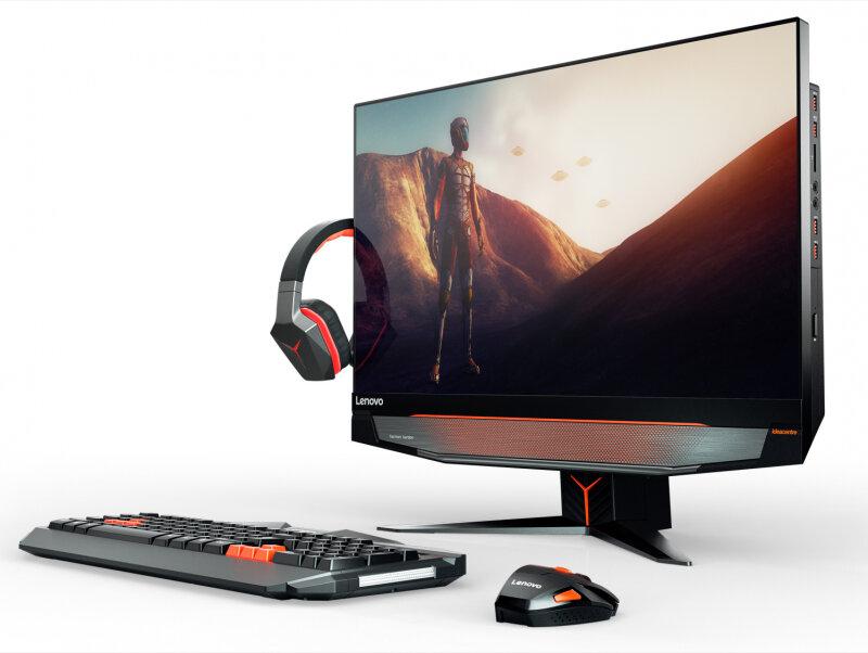 Máy tính tích hợp màn hình GeForce GTX 1070