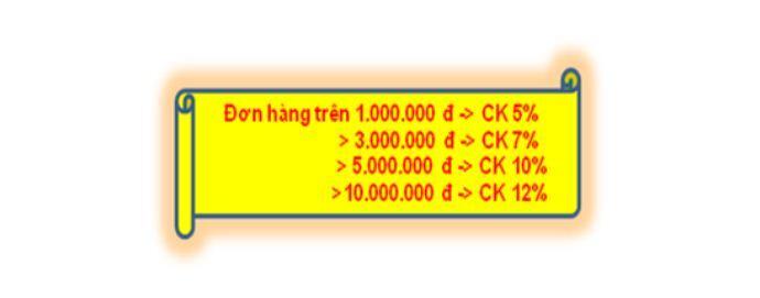 báo giá chiết khấu văn phòng phẩm Hoàng Thiên Ân