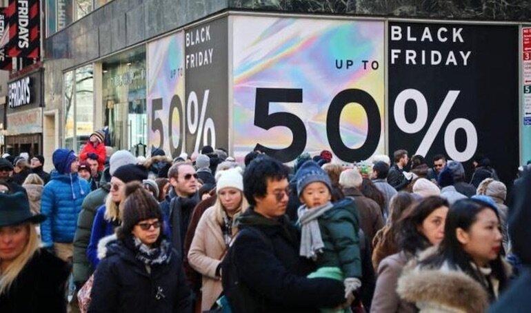 Kinh nghiệm mua hàng tốt, giá rẻ trong ngày Black Friday