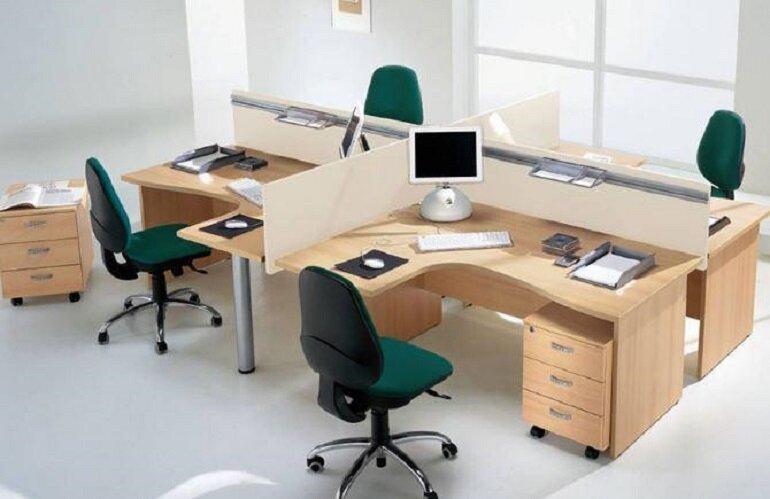 Bàn ghế văn phòng Xuân Hòa