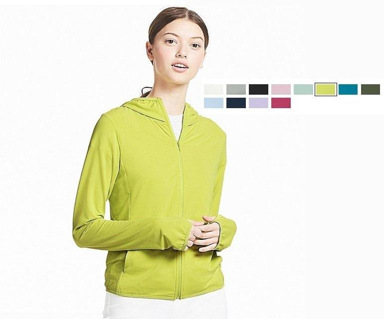 cách chọn mua áo chống nắng Uniqlo