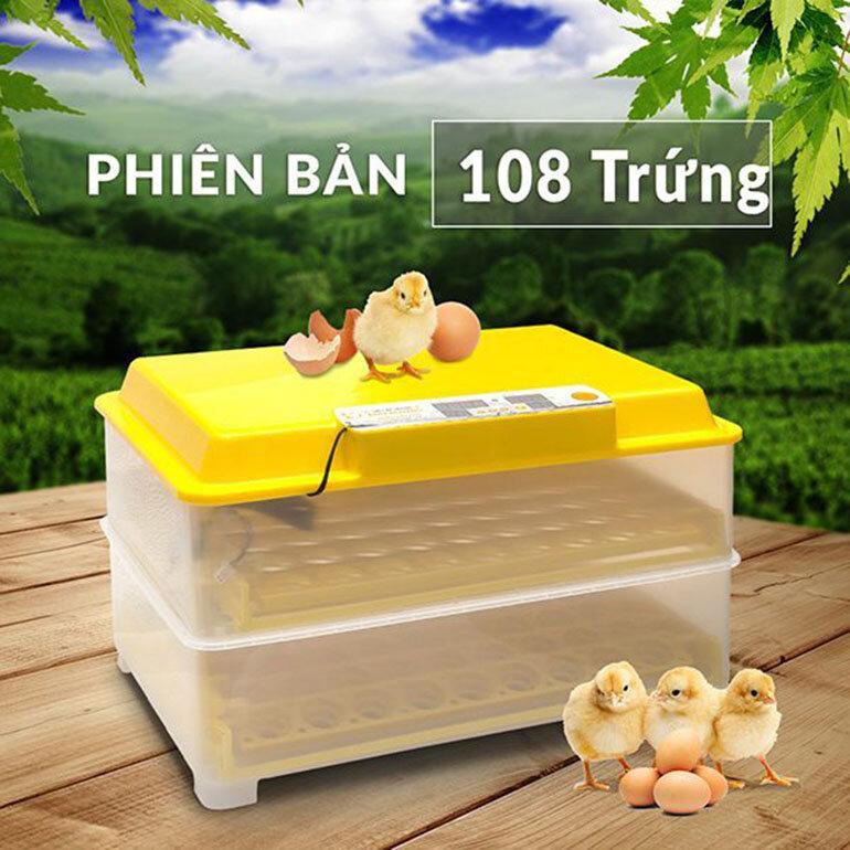 máy ấp trứng gà ánh dương a100