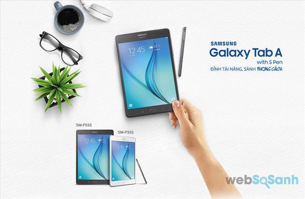 Máy tính bảng Samsung Galaxy Tab A 9.7 giá rẻ