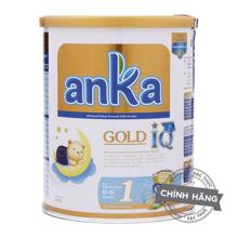 Sữa bột Anka Gold IQ 1 giúp bé phát triển não bộ tối ưu
