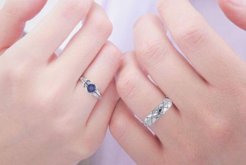 Lựa chọn và đảm bảo an toàn cho chiếc nhẫn cưới của bạn nhé!