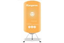 Đánh giá máy sấy quần áo Kangaroo KG308: Thiết kế đẹp mắt, độ an toàn cao