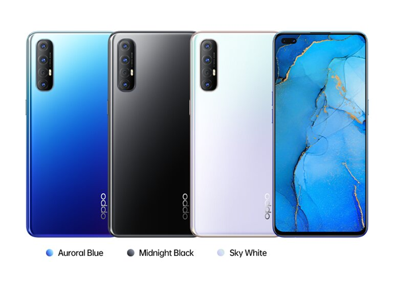 điện thoại oppo reno 3 pro