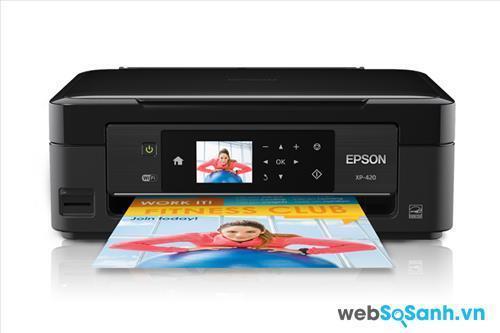 Máy in Epson XP-830 là chiếc máy in màu epson chính hãng