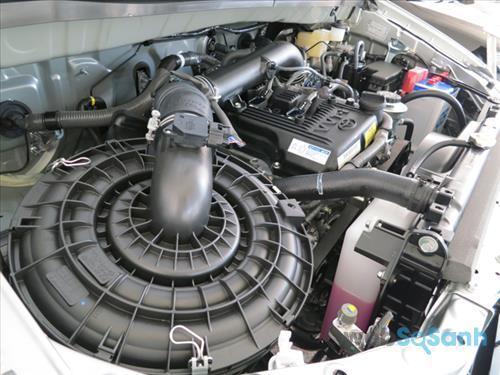 Động cơ trên Toyota Innova 2016