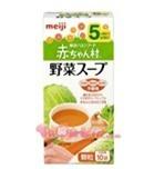 Bột ăn dặm Meiji vị gà và rau củ