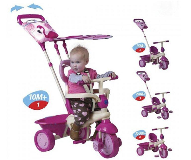 Xe đạp trẻ em 3 bánh Smart Trike