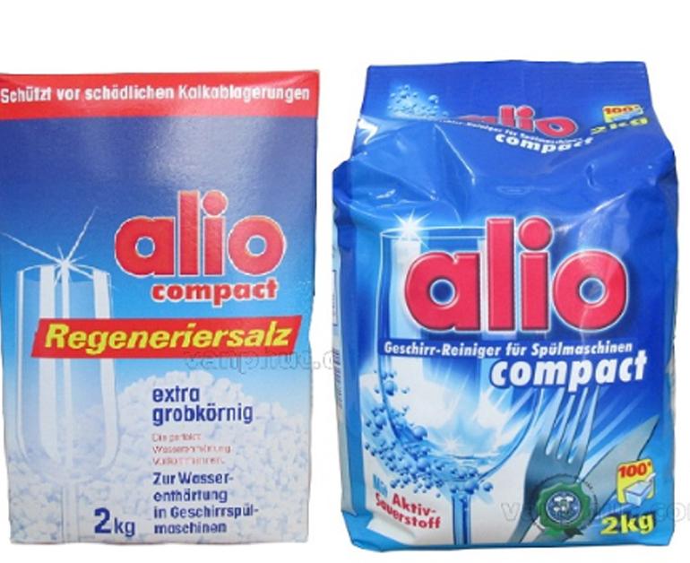 Bột rửa bát Alio - Giá rẻ nhất: 195.000 vnđ/1kg