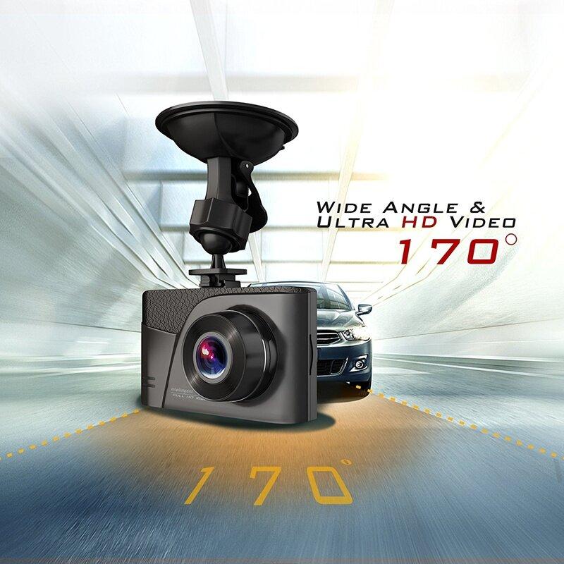 Đánh giá camera hành trình ô tô Elitek EJV 2530
