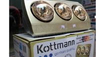 Nên mua đèn sưởi nhà tắm Kottmann hay Kohn