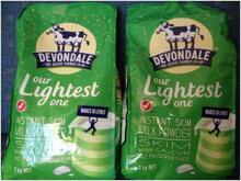 Bảng giá sữa tươi Devondale cập nhật tháng 11/2016