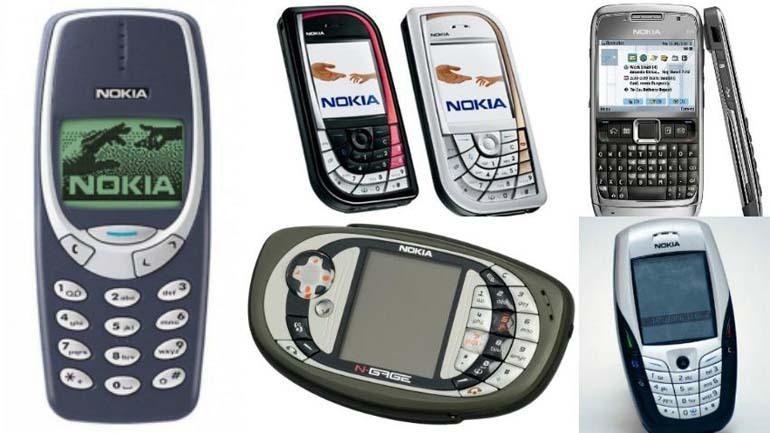 Điện thoại Nokia Phím bấm bán chạy nhất