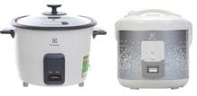 So sánh nồi cơm điện Electrolux ERC1001 và nồi cơm điện Electrolux ERC2100