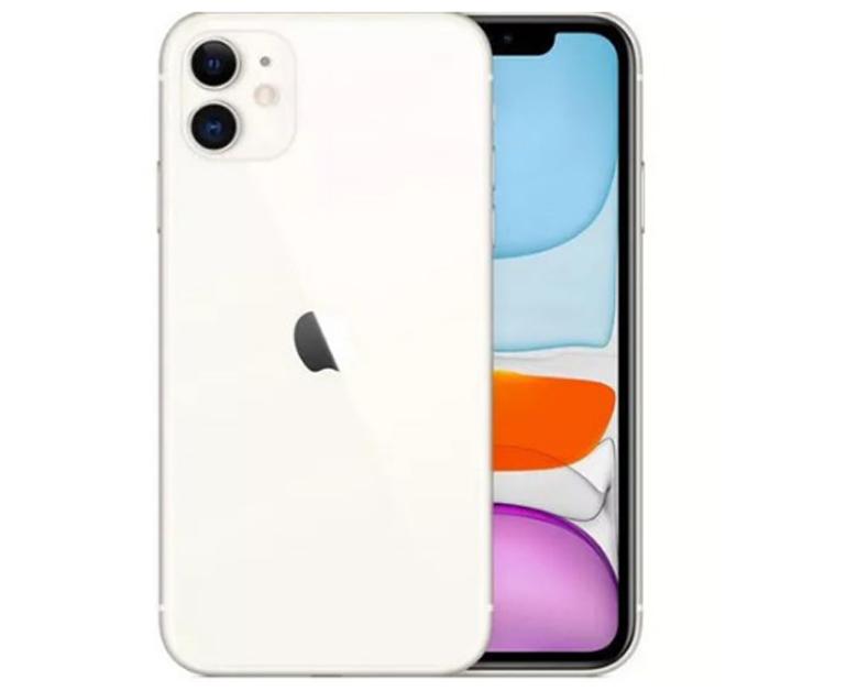 iPhone 11 màu trắng tinh khôi