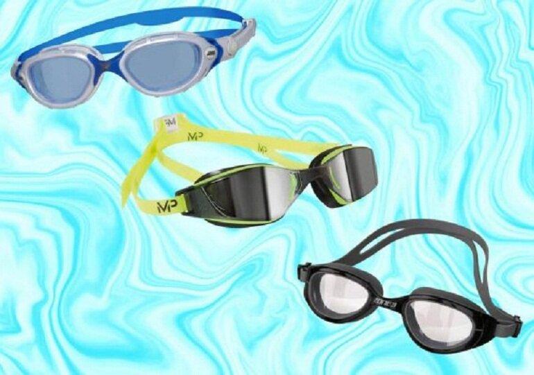 Kính bơi giúp bảo vệ mắt