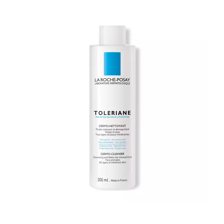 Sữa rửa mặt không bọt La Roche-Posay Toleriane Dermo-Cleanser