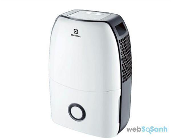 Lựa chọn máy hút ẩm giá rẻ cho phòng 20m2 - Chọn máy hút ẩm Electrolux EDH12SDAW để không tốn tiền vô ích
